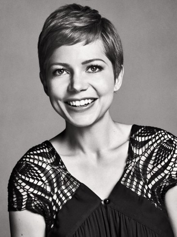 "Michelle Williams - ""Great Performance"" OSCAR 2012 for ""TIME"" Magazine"