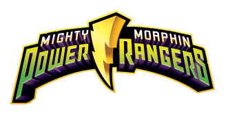 Mighty Morphin' Power Rangers logo (2010)