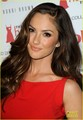 Minka Kelly: Heart Truth's Red Dress Fashion Show! - minka-kelly photo
