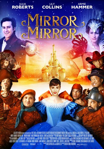 Mirror Mirror wallpaper with anime entitled Mirror Mirror