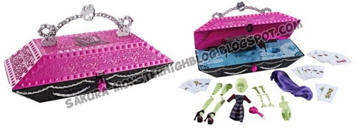 Monster High Create a Monster 2012 Products