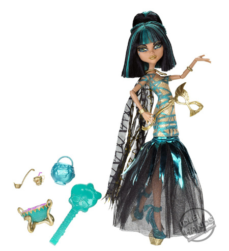 Monster High Ghouls Rule गुड़िया