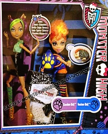Monster High karatasi la kupamba ukuta with anime entitled Monster High New pack