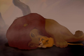 Mufasa death - the-lion-king photo
