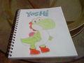 My Yoshi Drawing!!