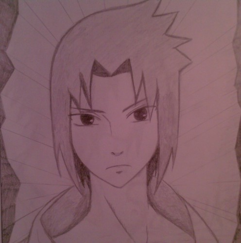My draw of SASUKE