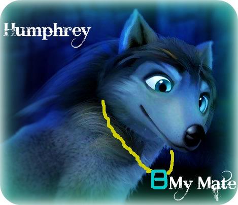 My mate Humphrey