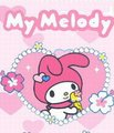 My melody. :3 - my-melody photo