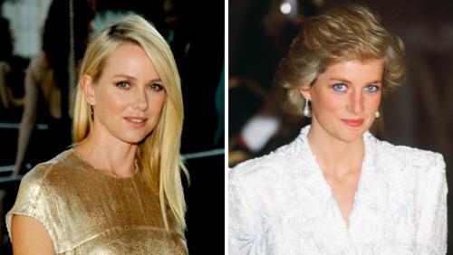 Naomi Watts to play Princess Diana