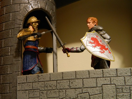 Narnia Action Figures!
