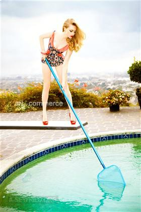 "New ""Glamour"" magazine outtakes {March 2012}"
