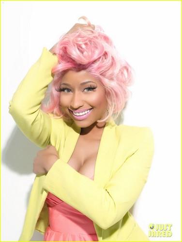 Nicki Minaj Covers 'Paper' Spring Issue