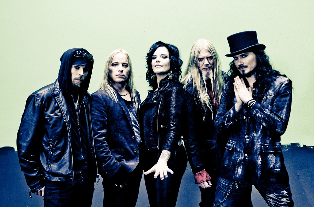 Anette Olzon Nightwish