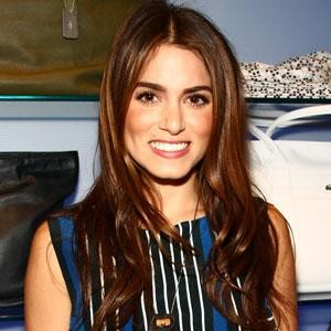 Nikki at the Lacoste SS12 Women's Collection presentation during NYFW.
