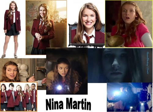 Nina in season 2