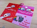 Nyan Cat Valentines Day cards - nyan-cat photo