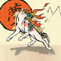 Okami - okami-amaterasu fan art