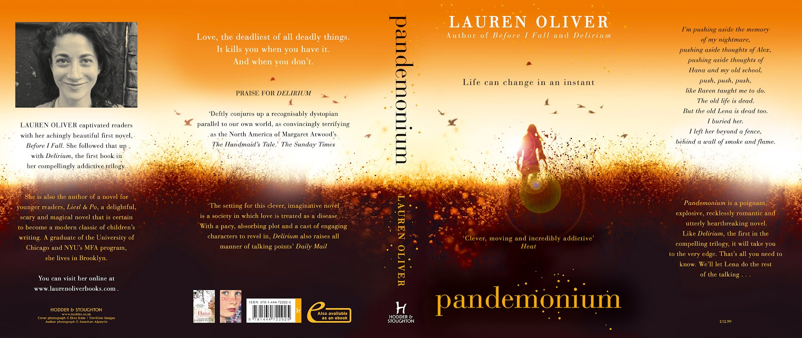 Book Cover Portadas Hd ~ Pandemonium images book cover hd wallpaper and