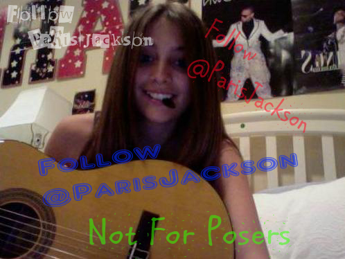 Paris Jackson i found this from tumblr full leaked photo