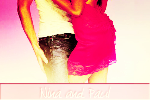 Paul and Nina cover