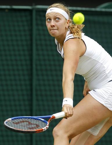 Petra Wimbledon