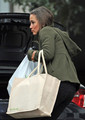 Pippa out shopping in London February 2, 2012