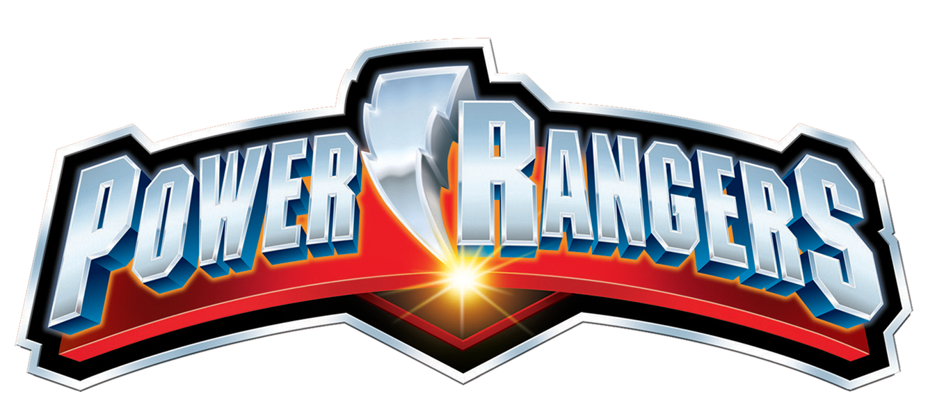 Power Rangers current logo