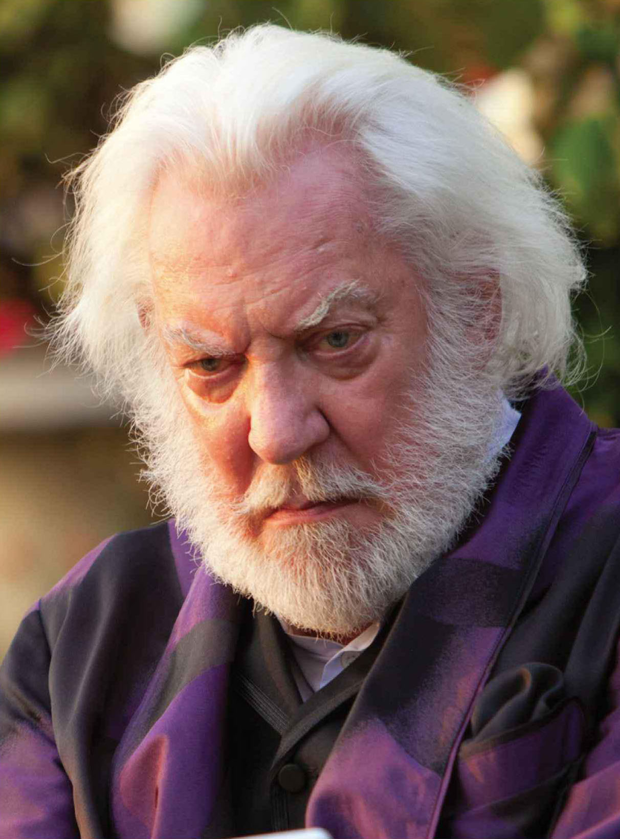 President Snow - The Hunger Games Movie Photo (28914209 ...
