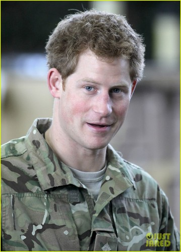 Prince Harry Returning to Afghanistan?