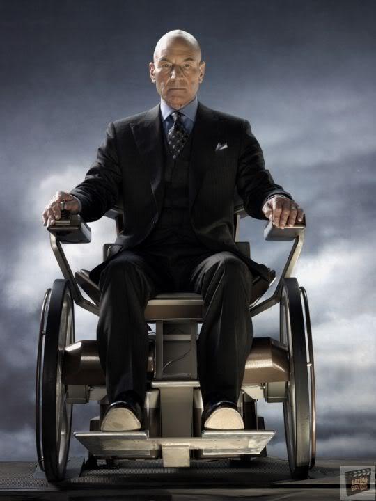Resultado de imagen para Charles Xavier