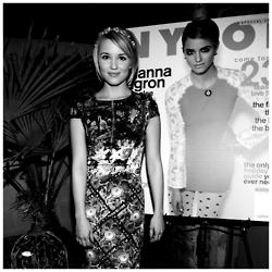 Quinn Fabray/Dianna Agron