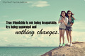 Quotes - friendship photo