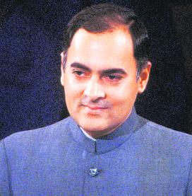 Rajiv Ratna Gandhi ; 20 August 1944 – 21 May 1991