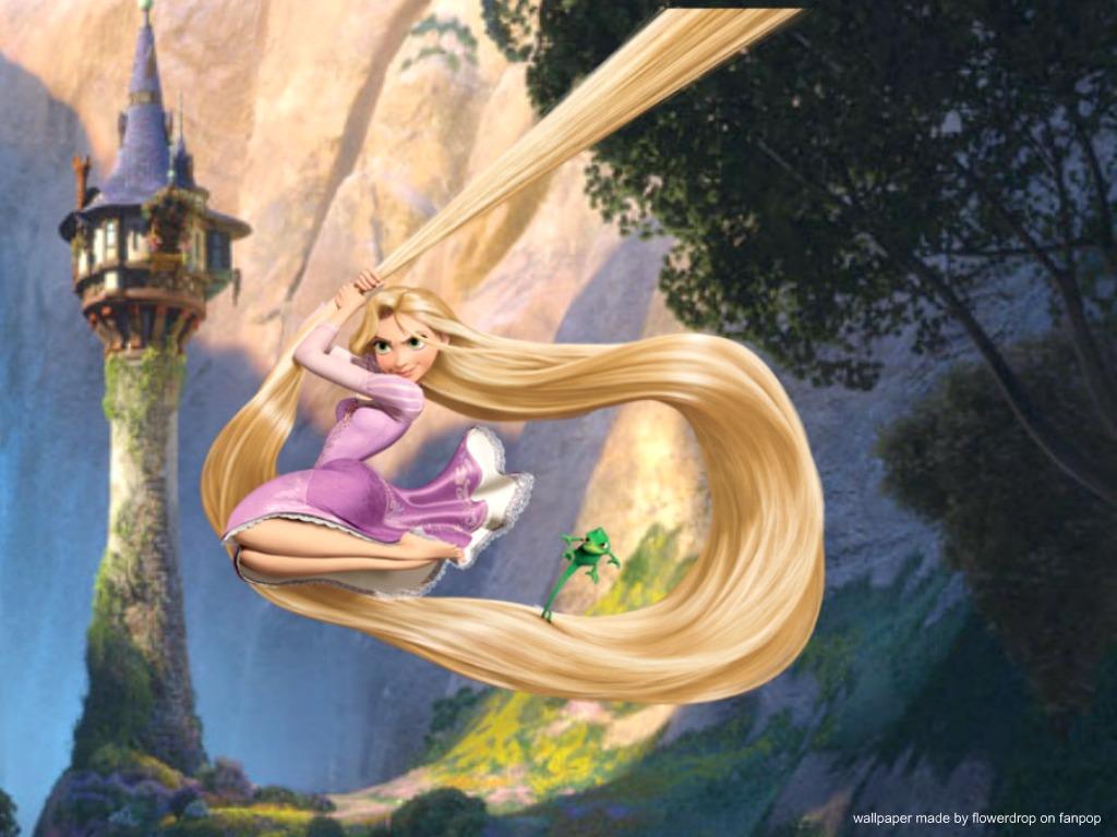 Rapunzel wallpaper disney princess wallpaper 28959161 - Rapunzel wallpaper ...
