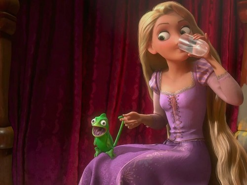 Disney Princess wallpaper titled Rapunzel Wallpaper