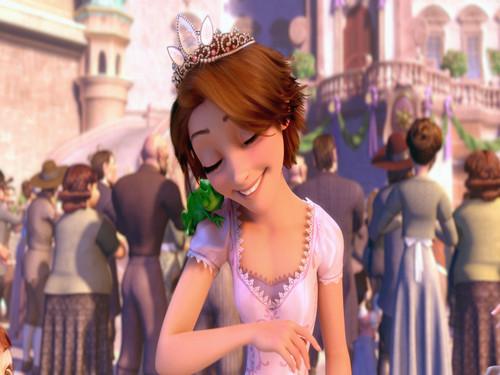 Rapunzel দেওয়ালপত্র