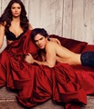 Red hot Nian  - ian-somerhalder-and-nina-dobrev photo