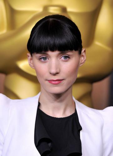"""Rooney Mara - """"84th OSCAR Nomination Lunch"""" - (05.02.2012)"""