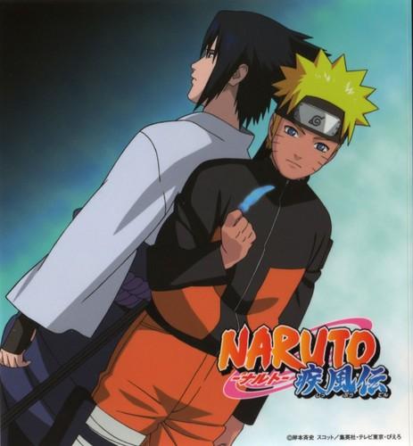SASUKE & Наруто