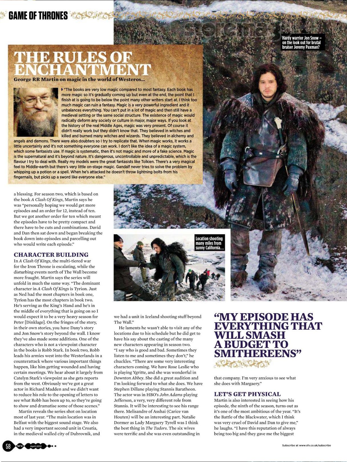 SFX- Magazine Scan
