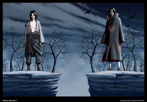 Sasuke/Itachi Uchiha