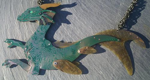 Sea Dragon によって thebluekraken on deviantART