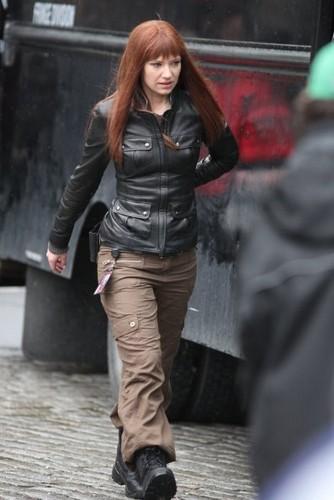 Season 4 - Set चित्रो - 8th February 2012