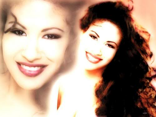 Selena Quintanilla-Pérez (April 16, 1971 – March 31, 1995