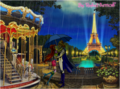 Sky with Bloom in paris - winx-club-bloom-and-sky-%E2%99%A5 photo