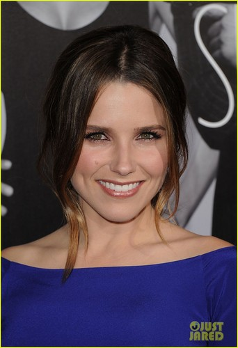 Sophia Bush: 'This Means War' Premiere!