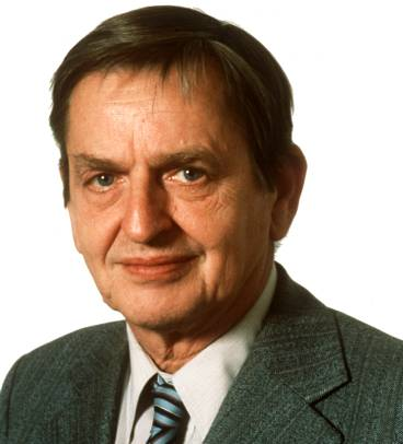 Sven Olof Joachim Palme (30 January 1927 – 28 February 1986)