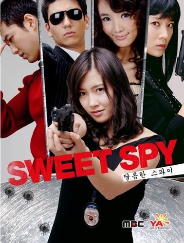 Sweet Spy poster
