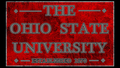 THE OHIO STATE UNIVERSITY ESTABLISHED 1870