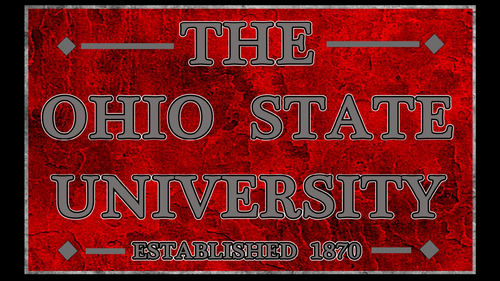 THE OHIO STATE universidad ESTABLISHED 1870